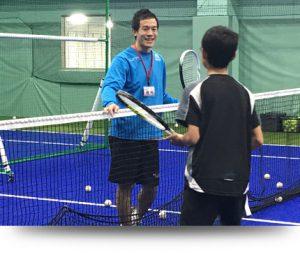 島田幹也コーチ
